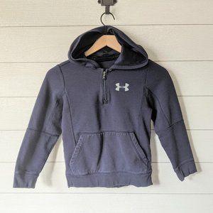 Under Armour Loose Fit Hooded Sweatshirt YSM